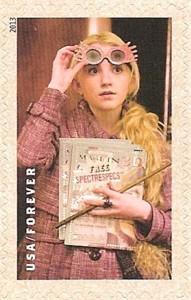 US Stamp Gallery >> Luna Lovegood