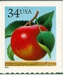 US Stamp Gallery >> Apple