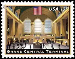 US Stamp Gallery >> Grand Central Terminal