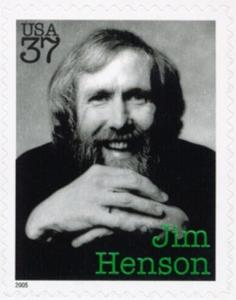US Stamp Gallery >> Jim Henson