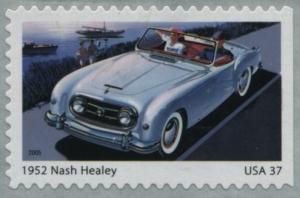 US Stamp Gallery >> 1952 Nash Healey