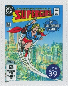 Cover of The Daring New Adventures of Supergirl #1
