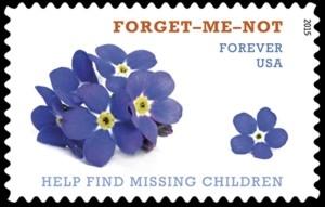 US Stamp Gallery >> Missing Children