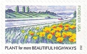 www.usstampgallery.com >> US Postage Stamp >> Beautiful Highways