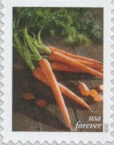 US Stamp Gallery >> Carrots