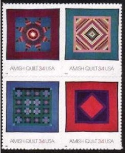 American Treasures - Amish quilts