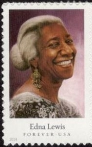 US Stamp Gallery >> Edna Lewis