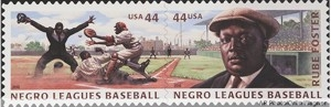 US Stamp Gallery >> Negro Leagues Baseball