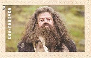 US Stamp Gallery >> Reubus Hagrid