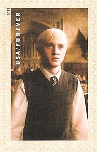 US Stamp Gallery >> Draco Malfoy