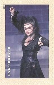 US Stamp Gallery >> Bellatreix Lestrange