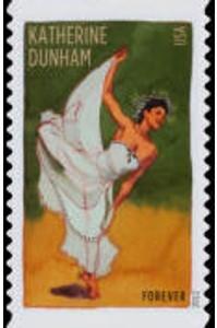 US Stamp Gallery >> Katherine Dunham