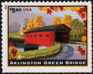 Arlington Green Bridge