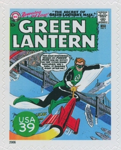 Cover of Green Lantern #4