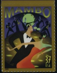 US Stamp Gallery >> Mambo