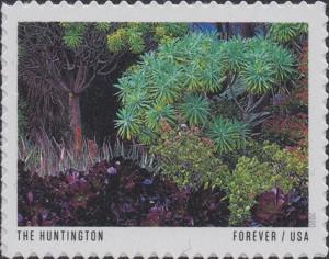 US Stamp Gallery >> The Huntington Botanical Gardens