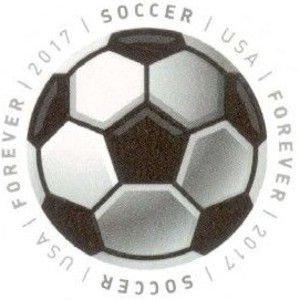 US Stamp Gallery >> Soccer ball