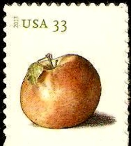 US Stamp Gallery >> Apples