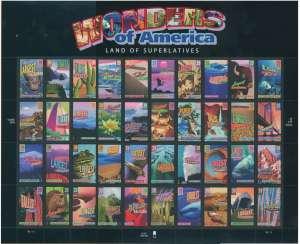 US Stamp Gallery >> Wonders of America