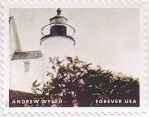 US Stamp Gallery >> Sailor's Valentine