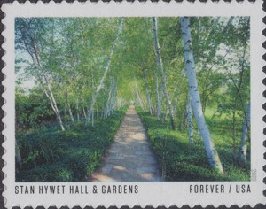 US Stamp Gallery >> Stan Hywet Hall and Gardens