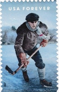 US Stamp Gallery >> History of Hockey