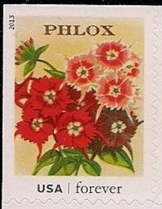 US Stamp Gallery >> Phlox