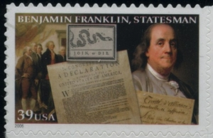 US Stamp Gallery >> Statesman