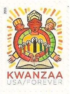 US Stamp Gallery >> Kwanzaa