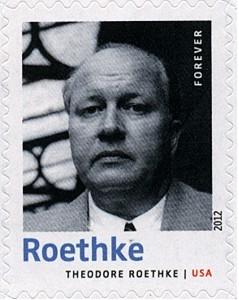 US Stamp Gallery >> Theodore Roethke