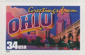 US Stamp Gallery >> Ohio Class