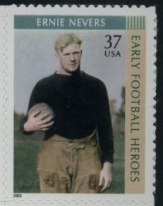 US Stamp Gallery >> Ernie Nevers