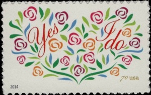 US Stamp Gallery >> Yes I do