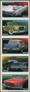 US Stamp Gallery >> Tailfins & chrome