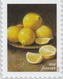 US Stamp Gallery >> Lemons
