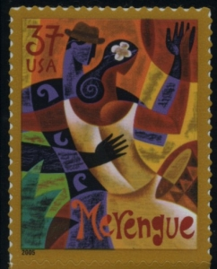US Stamp Gallery >> Merengue