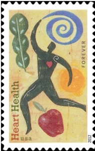 US Stamp Gallery >> Heart Health