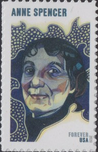 US Stamp Gallery >> Anne Spencer