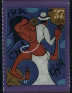 US Stamp Gallery >> Cha cha cha
