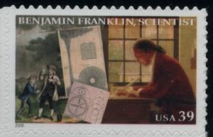 US Stamp Gallery >> Scientist