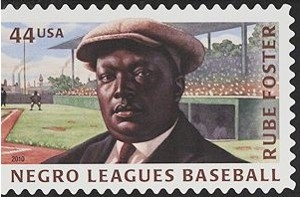 US Stamp Gallery >> Rube Foster