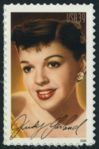 www.usstampgallery.com >> US Postage Stamp >> Judy Garland