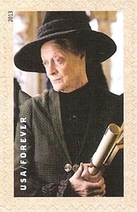 US Stamp Gallery >> Prof. MInerva McGonagall